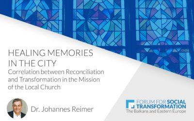 Healing Memories in the City